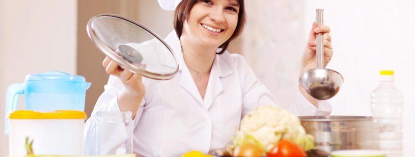 Stellenangebot Küchenhilfe