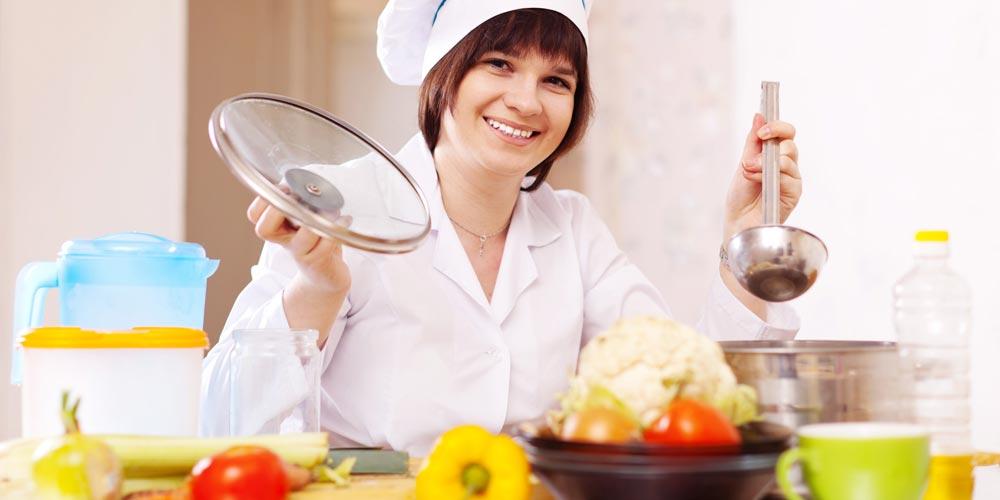 Küchenhilfe in Teilzeit oder Vollzeit u203a Landhotel und