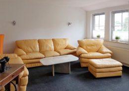 Kleine Ferienwohnung - Wohnzimmer